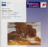 BEETHOVEN - Istomin - Trio avec piano op.97 'L'archiduc'