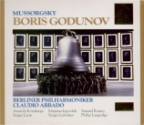MOUSSORGSKY - Abbado - Boris Godounov