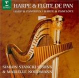 Harpe et flûte de pan