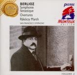 BERLIOZ - Monteux - Symphonie fantastique op.14