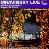 GLAZUNOV - Mravinsky - Les saisons op.67