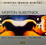 SUBOTNICK - Silver apples of the moon (1967)