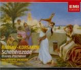 RIMSKY-KORSAKOV - Cluytens - Shéhérazade op.35