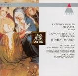 VIVALDI - Harnoncourt - Gloria en ré majeur, pour deux sopranos, alto, c
