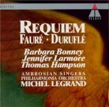 DURUFLE - Legrand - Requiem op.9