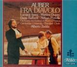AUBER - Zedda - Fra Diavolo (version italienne)