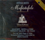BOITO - Questa - Mefistofele
