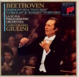 BEETHOVEN - Giulini - Symphonie n°6 op.68 'Pastorale'