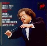 DEBUSSY - Levine - Images III, pour orchestre L.122