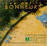 GOTTSCHALK - Lee - Le bananier, chanson nègre, op.5