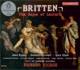 BRITTEN - Hickox - The rape of Lucretia (Le viol de Lucrèce), opéra op.3