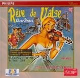 STRAUS - Etcheverry - Rêve de valses, adaptation française de 'Ein Walze