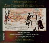 SAUGUET - Rosenthal - Les caprices de Marianne