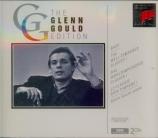 BACH - Gould - Le clavier bien tempéré, Livre 1 BWV 846-869