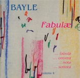 BAYLE - Fabulae