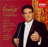 Placido Domingo chante et dirige Tchaikovsky