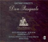 DONIZETTI - Rossi - Don Pasquale (RAI Torino 1952) RAI Torino 1952