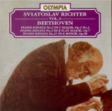 BEETHOVEN - Richter - Sonate pour piano n°3 op.2 n°3