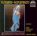 RIMSKY-KORSAKOV - Rahbari - Shéhérazade op.35