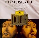 HAENDEL - Richter - Messiah (Le Messie), oratorio HWV.56 (en allemand) en allemand