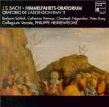 Himmelfahrts-Oratorium (Oratorio de l'Ascension)