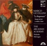 La Bergamasca (Pièces extraites des sonates, airs et symphonies)