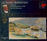 SIBELIUS - Bernstein - Symphonie n°4 op.63