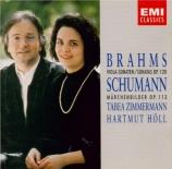 BRAHMS - Zimmermann - Sonate pour alto et piano n°1 en fa mineur op.120