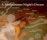 BRITTEN - Hickox - A midsummer night's dream (Le songe d'une nuit d'été)