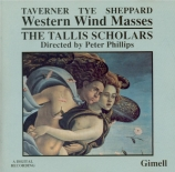 TAVERNER - Phillips - Western Wind Mass