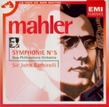 MAHLER - Barbirolli - Symphonie n°5