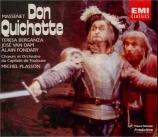 MASSENET - Plasson - Don Quichotte, comédie héroïque