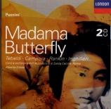 PUCCINI - Tebaldi - Madama Butterfly