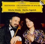 BEETHOVEN - Maisky - Sonate pour violoncelle et piano n°3 op.69
