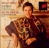 WOLF - Ziesak - Lieder