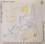 MILHAUD - Casadesus - Le boeuf sur le toit op.58
