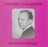 Heinrich Rehkemper chante Schubert