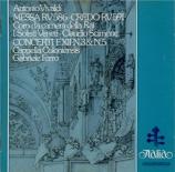 VIVALDI - Scimone - Messe Sacrum RV 586