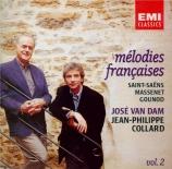 Mélodies françaises Vol.2