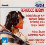 BUSONI - Masini - Indianische Fantasie op.44