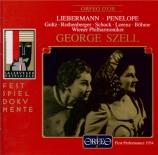 LIEBERMANN - Szell - Penelope (Live, Salzburg 17 - 08 - 1954) Live, Salzburg 17 - 08 - 1954