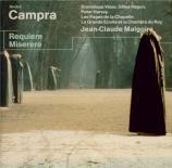 CAMPRA - Malgoire - Requiem