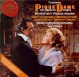 TCHAIKOVSKY - Atlantov - Dame de Pique (La) op.68 : extraits