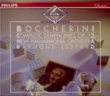 BOCCHERINI - Leppard - Symphonie pour orchestre n°4 en ré mineur op.12 - 4