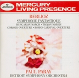 BERLIOZ - Paray - Symphonie fantastique op.14