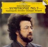 BRUCKNER - Sinopoli - Symphonie n°7 en mi majeur WAB 107