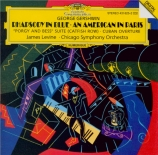 GERSHWIN - Levine - Rhapsody in blue