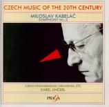 KABELAC - Ancerl - Symphonie n°5 op.41 'Dramatic'