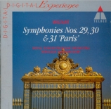 MOZART - Harnoncourt - Symphonie n°29 en la majeur K.201 (K6.186a)