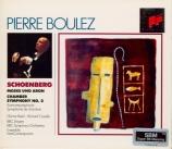 SCHOENBERG - Boulez - Moses und Aron